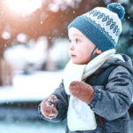 Pflegetipp für den Winter: Trockene Haut bei Babys