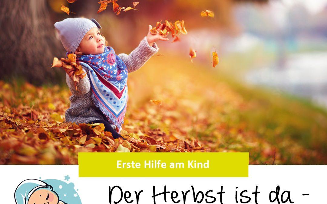 Der Herbst ist da – Der Lagenlook bei Kindern